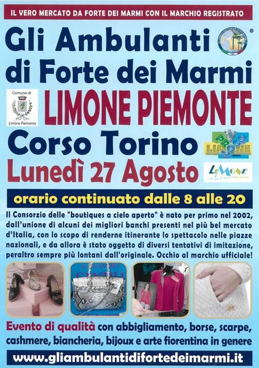 Gli Ambulanti Del Forte Calendario 2020.Eventi Mercato Di Forte Dei Marmi Corso Torino Ore